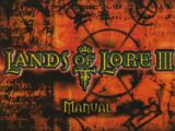 Lands of Lore III Manual