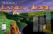 Making of Lands of Lore 1