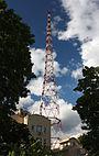 Москва, радиотелевизионная башня 'Октод'