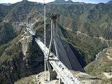 Топ-25 самые длинные вантовые мосты