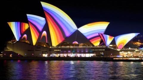 Город наизнанку Сидней