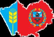 Флажок Р Алтайского Края