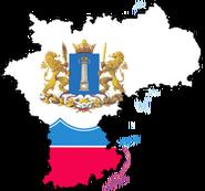 Флажок Р Ульяновской области
