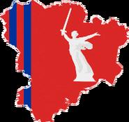 Флажок Ро Волгоградская область