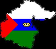 Флажок Р Тюменской области