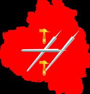 Флажок Р Тульской области