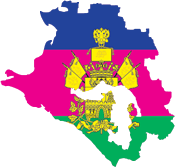 Флажок Ро Красноярского края
