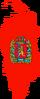 Флажок Р Красноярского края