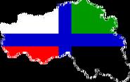 Флажок Р Белгородской области