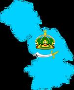 Флажок Р Астраханской области