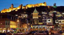Tbilisi (night)