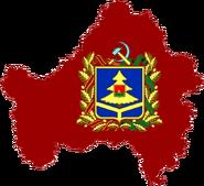 Флажок Р Брянской области