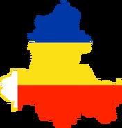 Флажок Р Ростовской области