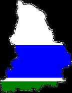 Флажок Р Свердловской области