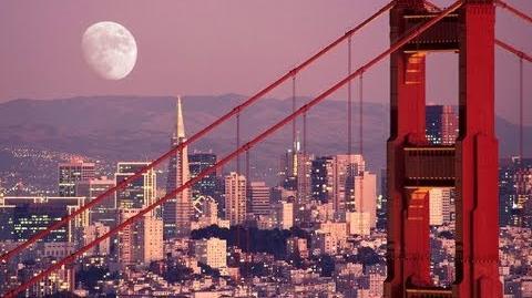Город наизнанку Сан-Франциско
