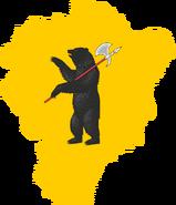 Флажок Р Ярославской облсати