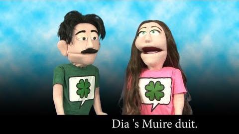 Irish Lesson 1 - Introductions