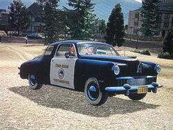 Studebaker Commander (Polizei)