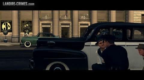 Bank Job - Street Crime - L.A