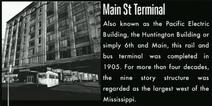 Terminal De Main St. (P)