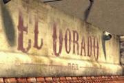 Bar El Dorado.