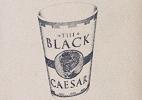 Theblackcaesar popcorn cups