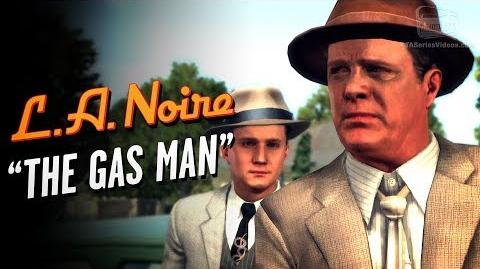 LA Noire Remaster - Case 21 - The Gas Man (5 Stars)