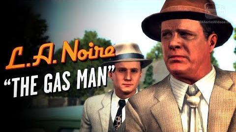 LA Noire Remaster - Case 21 - The Gas Man (5 Stars)