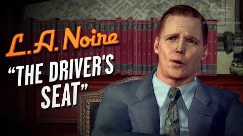 LA Noire Remaster - Case 5 - The Driver's Seat (5 Stars)