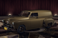ChevyCivilianVan Gold