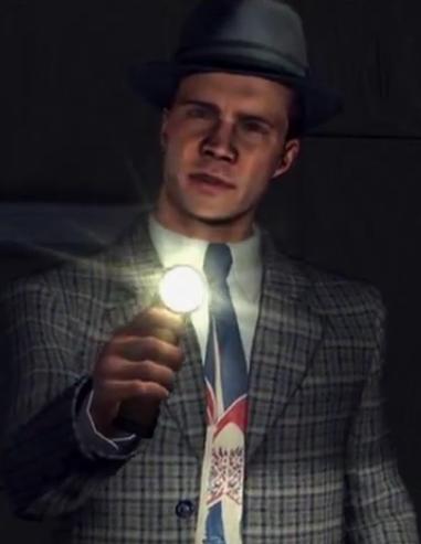 Jack Kelso La Noire Wiki Fandom Powered By Wikia