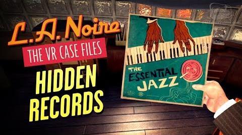 LA Noire VR - Records Locations Oldie But Goodie Achievement Trophy