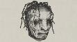 Thefallenidol propshrunkenhead