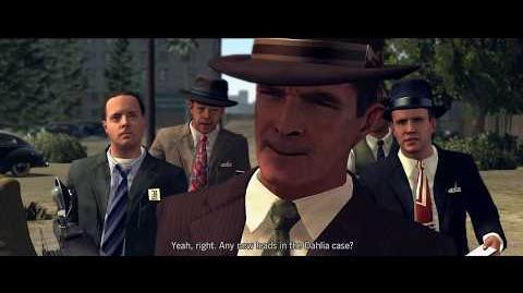 L.A. Noire - Part 10 Homicide Desk - The Golden Butterfly