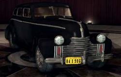 Oldsmobile Limousine