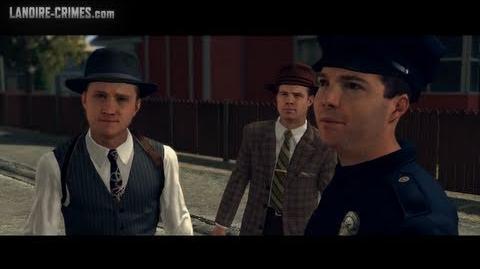 Gangfight - Street Crime - L.A