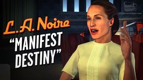 LA Noire Remaster - Case 20 - Manifest Destiny (5 Stars)