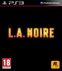LA NOIRE PS3 FOB PEGI