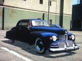 Lincoln Continental Coupé