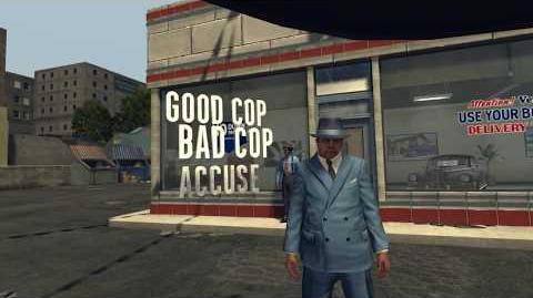 L.A. Noire The VR Case Files - Part 4 The Consul's Car - HTC Vive