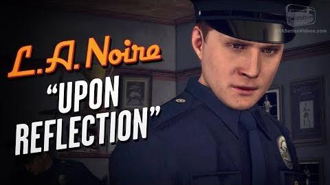LA Noire Remaster - Intro & Case 1 - Upon Reflection