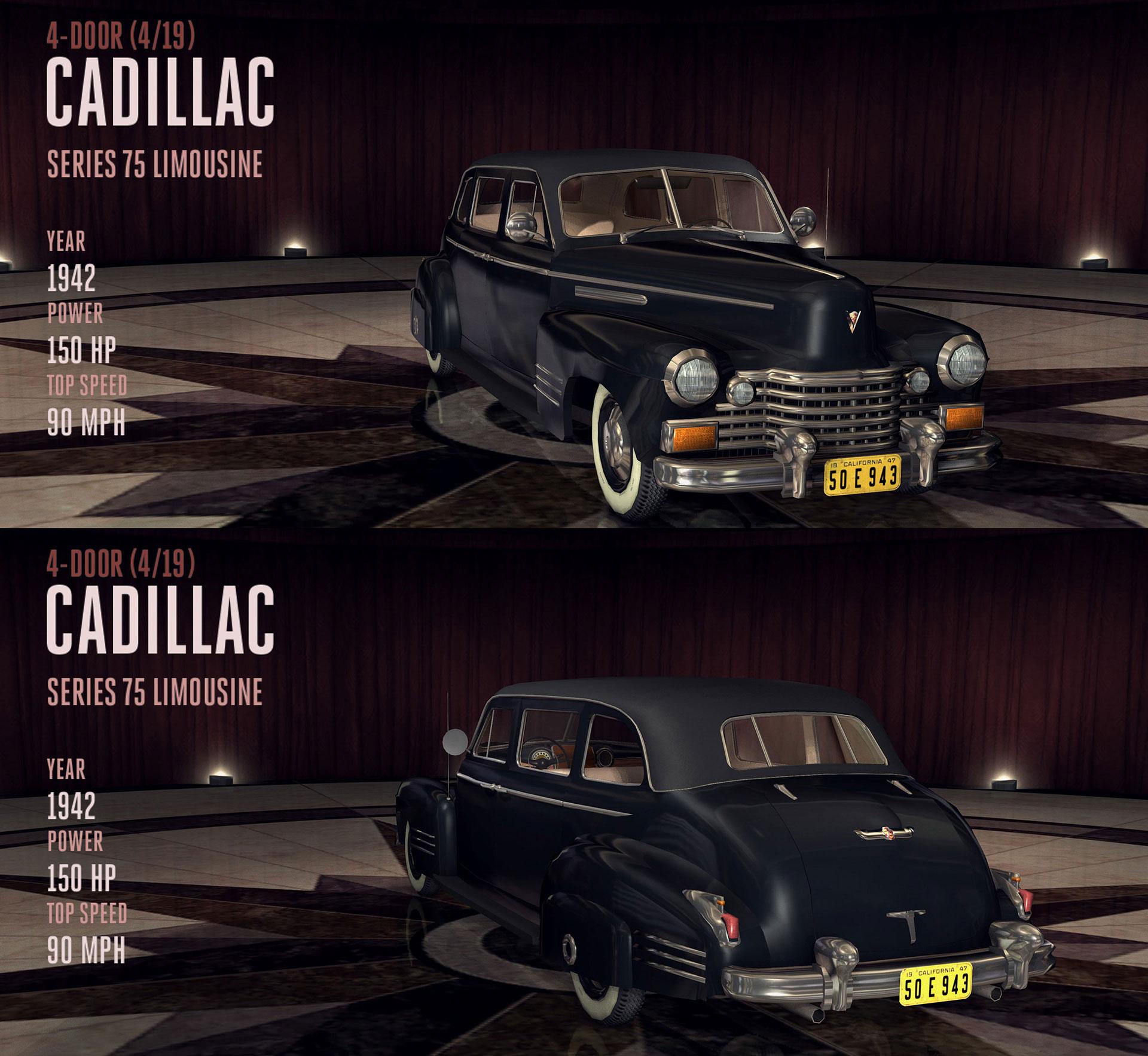 Cadillac Series 75 Limousine