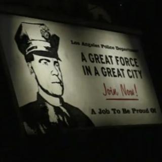 Poster du LAPD