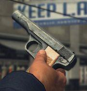 FN Browning 1922