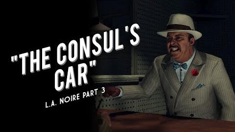 L.A. Noire Part 3 - The Consul's Car
