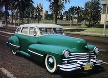 Cadillac Serie 61 Touring Limousine