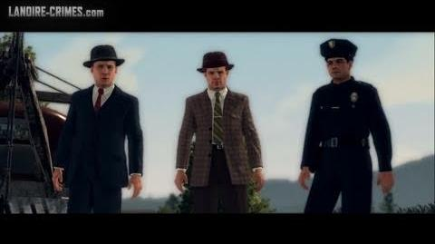 LA Noire - Walkthrough - Mission 7 - The Fallen Idol (5 Star)