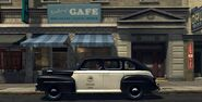 LA Noire 1947 Ford Mallory's Cafe