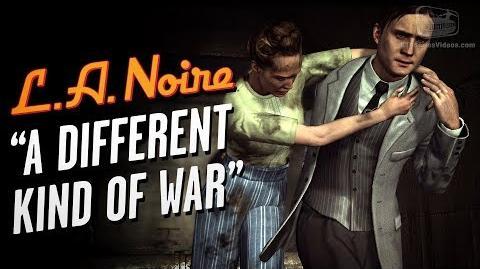 LA Noire Remaster - Ending - Case 26 - A Different Kind of War
