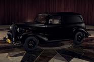 ChevyVan Black